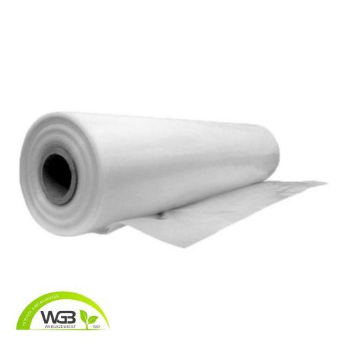 Építőipari fólia natúr 4,2m x 0,10mm x 80m ENR