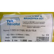 10.0m UV S1B fólia 0.09x100m
