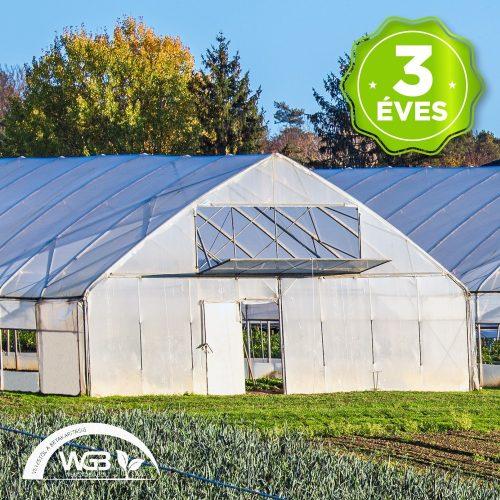 3 éves sátorfólia UV 12m x 0,17mm x 60m S3N