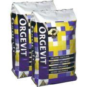 Orgevit szervestrágya 25 kg személyes átvétel