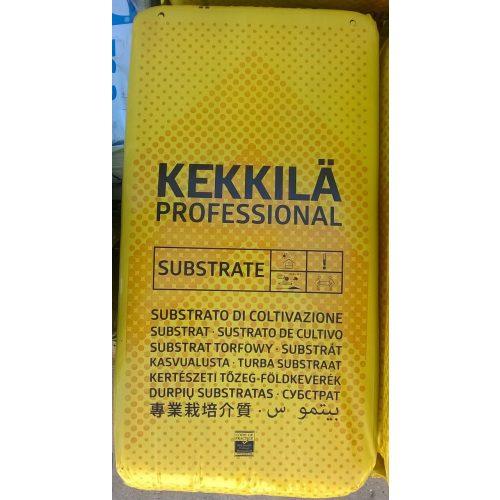 Kekkila tőzeg Brown 025W poharazó 270 l Személyes átvétel