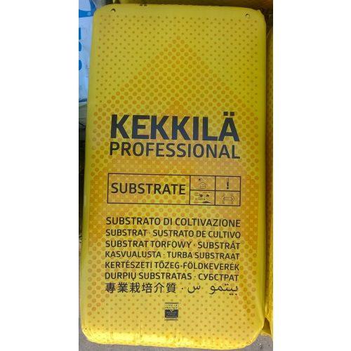 Kekkila tőzeg DSM 3 W finom 270 l Személyes átvétel