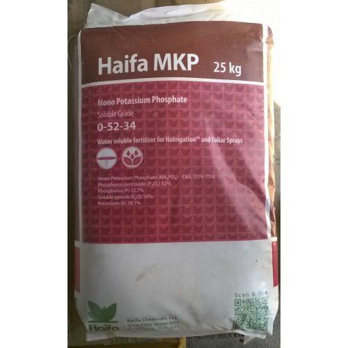 MKP /monokálium foszfát/ 0-52-34 Haifa 25 kg