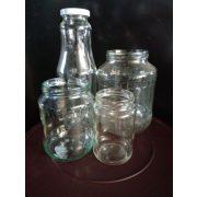 Befőttes üveg paradicsomos 1000 ml