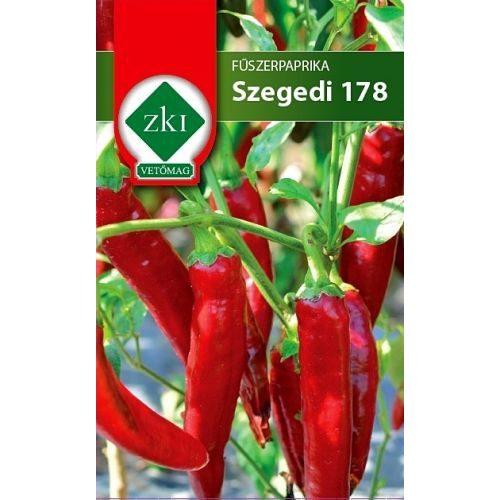 Paprika Szegedi-178 10 000 szem ZKI