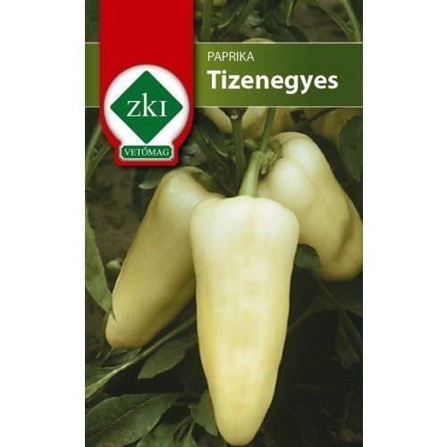 Paprika Tizenegyes 1 g ZKI