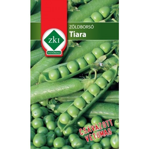 Zöldborsó Tiara 500 g ZKI