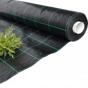 Agroszövet fekete UV 1,05m x 100m 100gr/m2