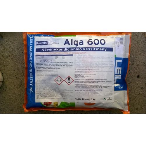 ALGA 600 Növ.kondicionáló készítmény1 kgKWIZDA
