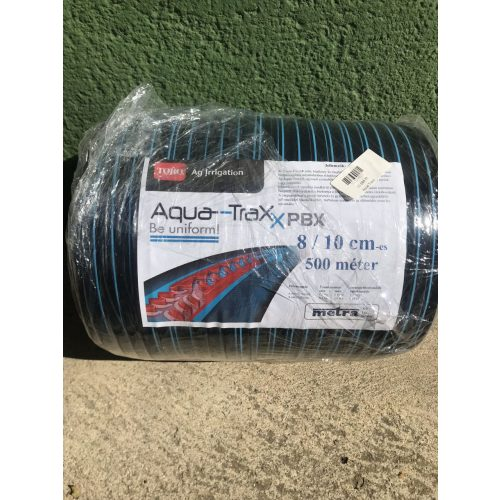 Aqua Traxx 8 mil 10 cm 500 m/tekercs csepegtető cső