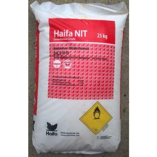Ammóniumnitrát [Haifa] kezeletlen 25 kg személyes átvétel