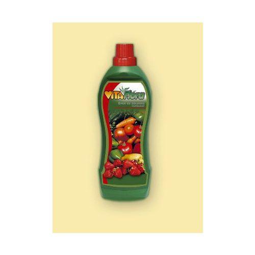Vitaflóra eper zöldség 1 l