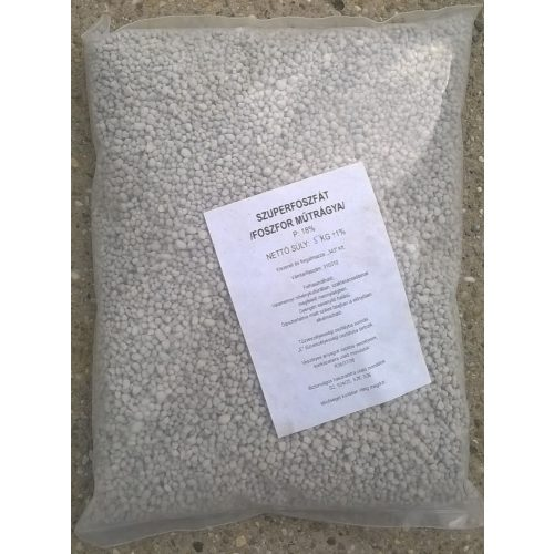 Szuperfoszfát 18 %-os 5 kg