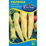 Paprika Fehér Kosszarvú 5 g RKM