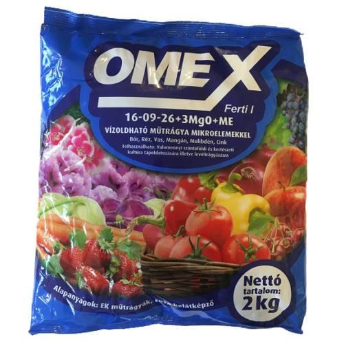 Omex Ferti I. 16-09-26 2 kg